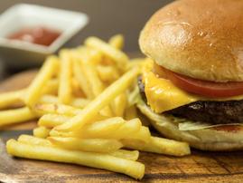hamburger and chips pexels Foodie Factor