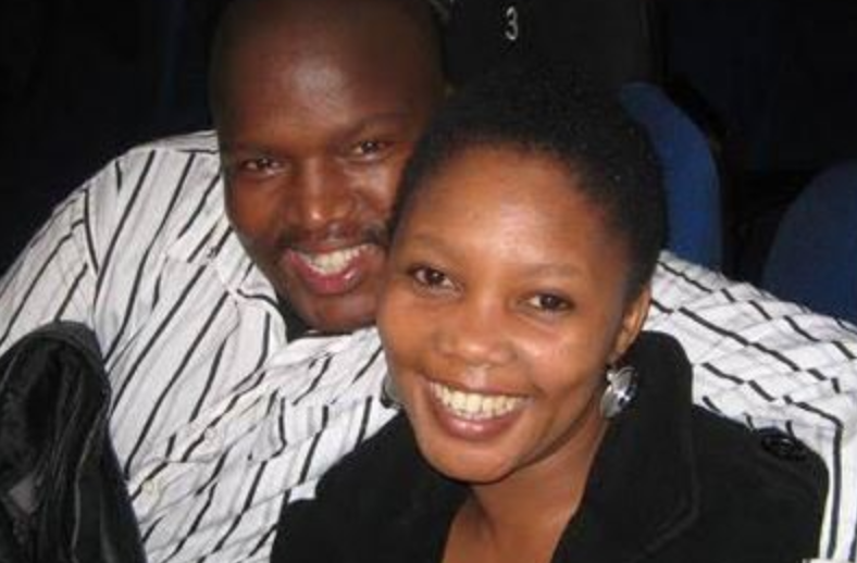 HHP's ex-partner, mother of their son dies