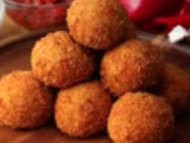 Chicken Fajita Arancini youtube