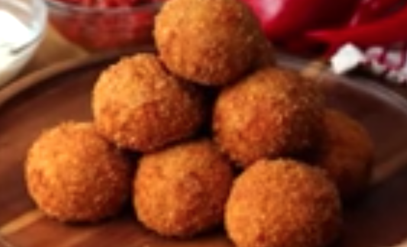Chicken Fajita Arancini youtube