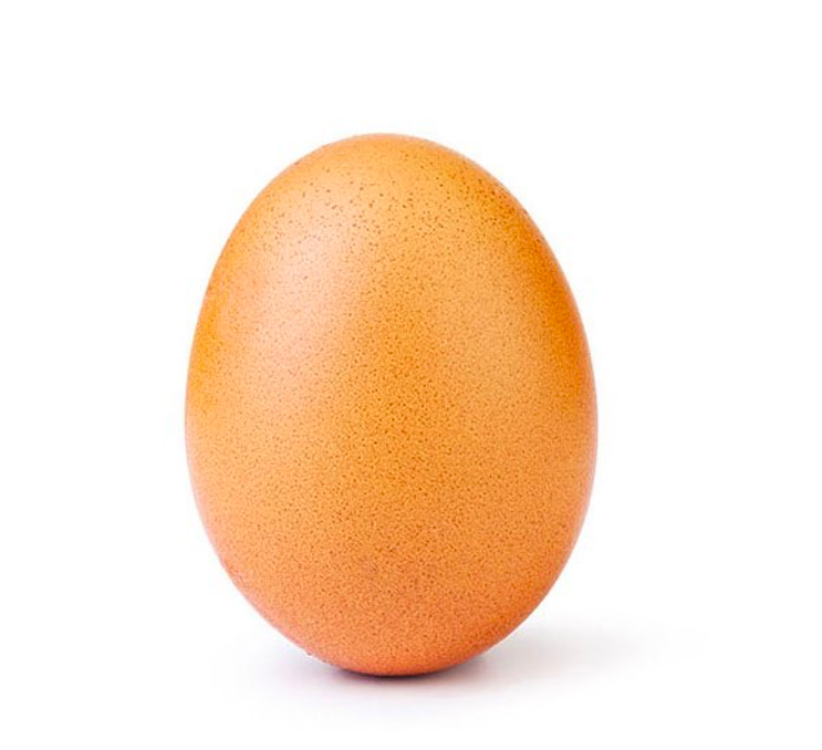 Reasons We Like The Egg (But Not As Much As Instagram Does)