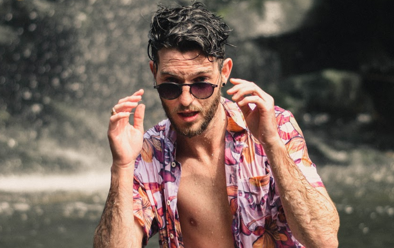 "Kyle Deutsch in ""Summer Love"" / Supplied"
