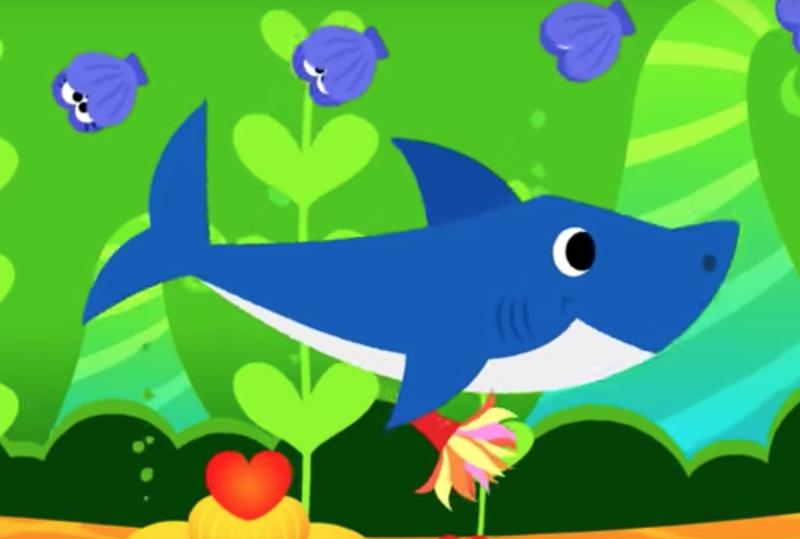 "Valentine's Day ""Baby Shark"" / YouTube"