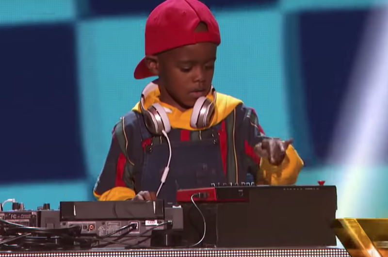 DJ Arch Jnr Blows Americas Got Talent Judges Away