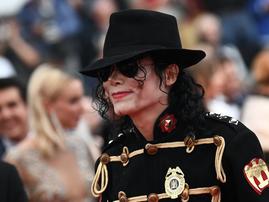 Michael Jackson ANNE-CHRISTINE POUJOULAT / AFP