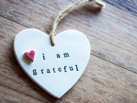 Grateful and appreciation / Pexels