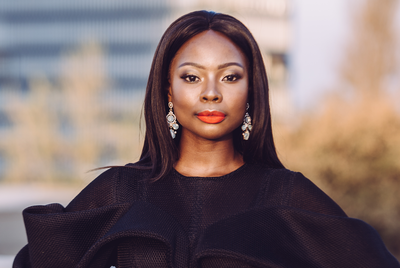 Nambitha Ben-Mazwi on her new scandalous role on e.TV's ...