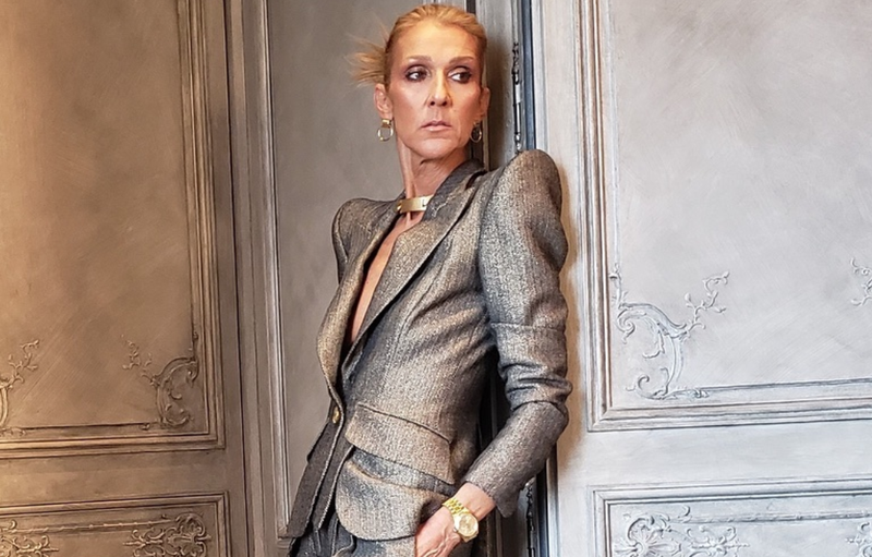Celine Dion Slams Body-Shamers Criticizing Thin Physique