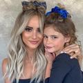 Amanda Stanton and her daughter / Instagram