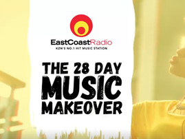 ECR Music Makeover video pic