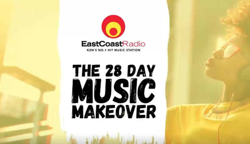 ECR Music Makeover video pic