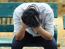 Stress out man / iStock