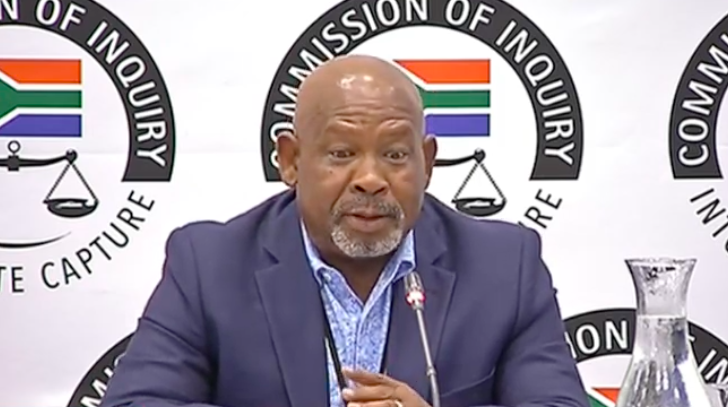 Jabu Mabuza Eskom board chairman