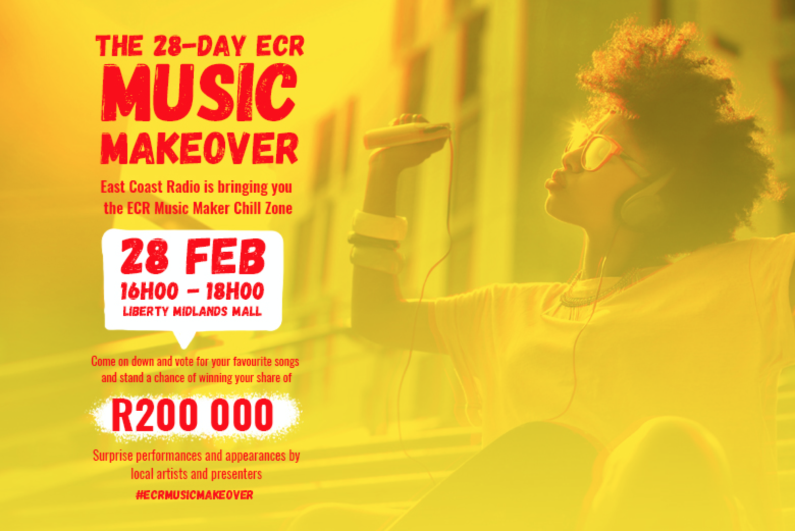 music makeover liberty midlands