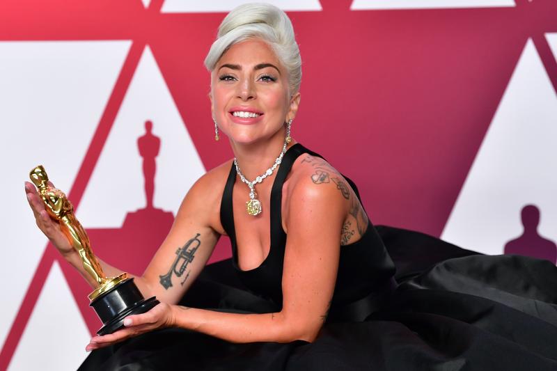 Lady Gaga FREDERIC J. BROWN / AFP