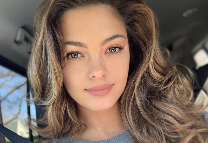 Demi Leigh Nel Peters instagram pic
