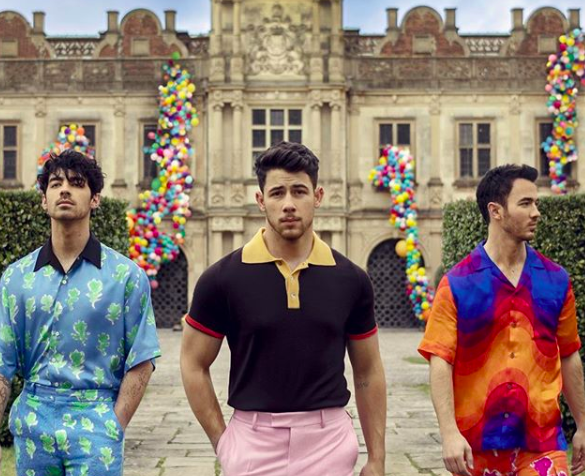 The Jonas Brothers are back with a new single!