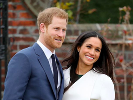 Prince Harry and Duchess Meghan Markle might hire a male nanny