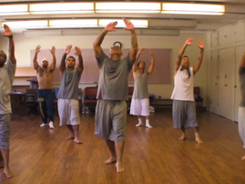 Hula dance classes help with transformation in San Quentin State Prison