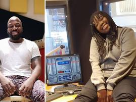 Bongani and Thandolwethu / Instagram