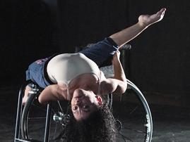 Dancer wheelchair beautiful news