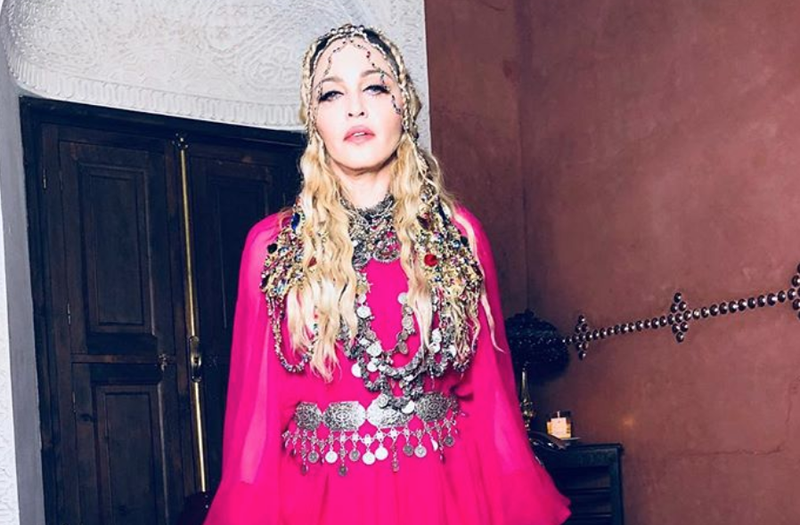 510a1ced7 Madonna teases fans with post about possible new music