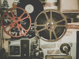 Movie projector reel / Pixabay