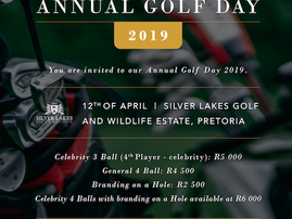 The South African Hall of Fame 2019 Golf Day