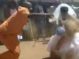 Dust the bride / Facebook