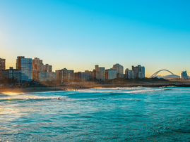 Durban coastline / iStock