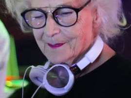 WATCH: 80-year-old 'DJ Wika' parties up a storm