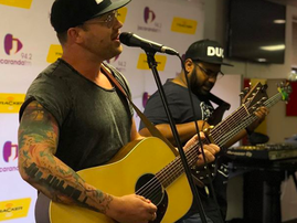 Rubber Duc performs 'Through The Night' on Friday Live