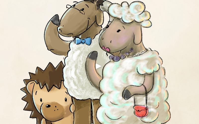 sheep 1 beautiful news
