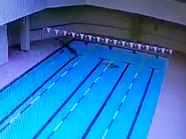 Johannesburg gym hero saves swimmer from drowning