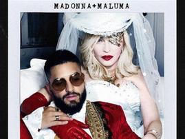 Madonna and Maluma / Instagram