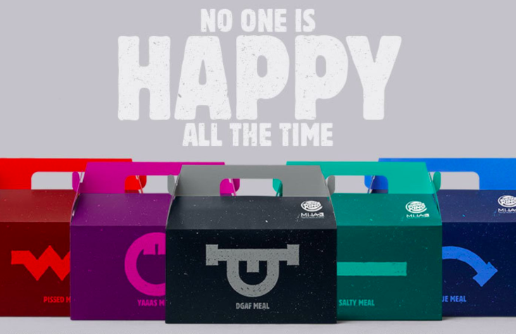 Burger King launches 'unhappy' meals for those feeling-blue days