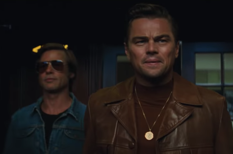 ONCE UPON A TIME IN HOLLYWOOD - Official Teaser Trailer