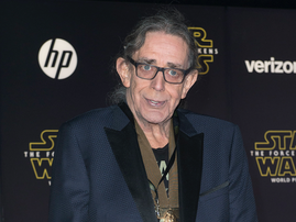 Chewbacca Peter Mayhew VALERIE MACON / AFP
