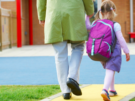 Should schools impose a dress code on parents?