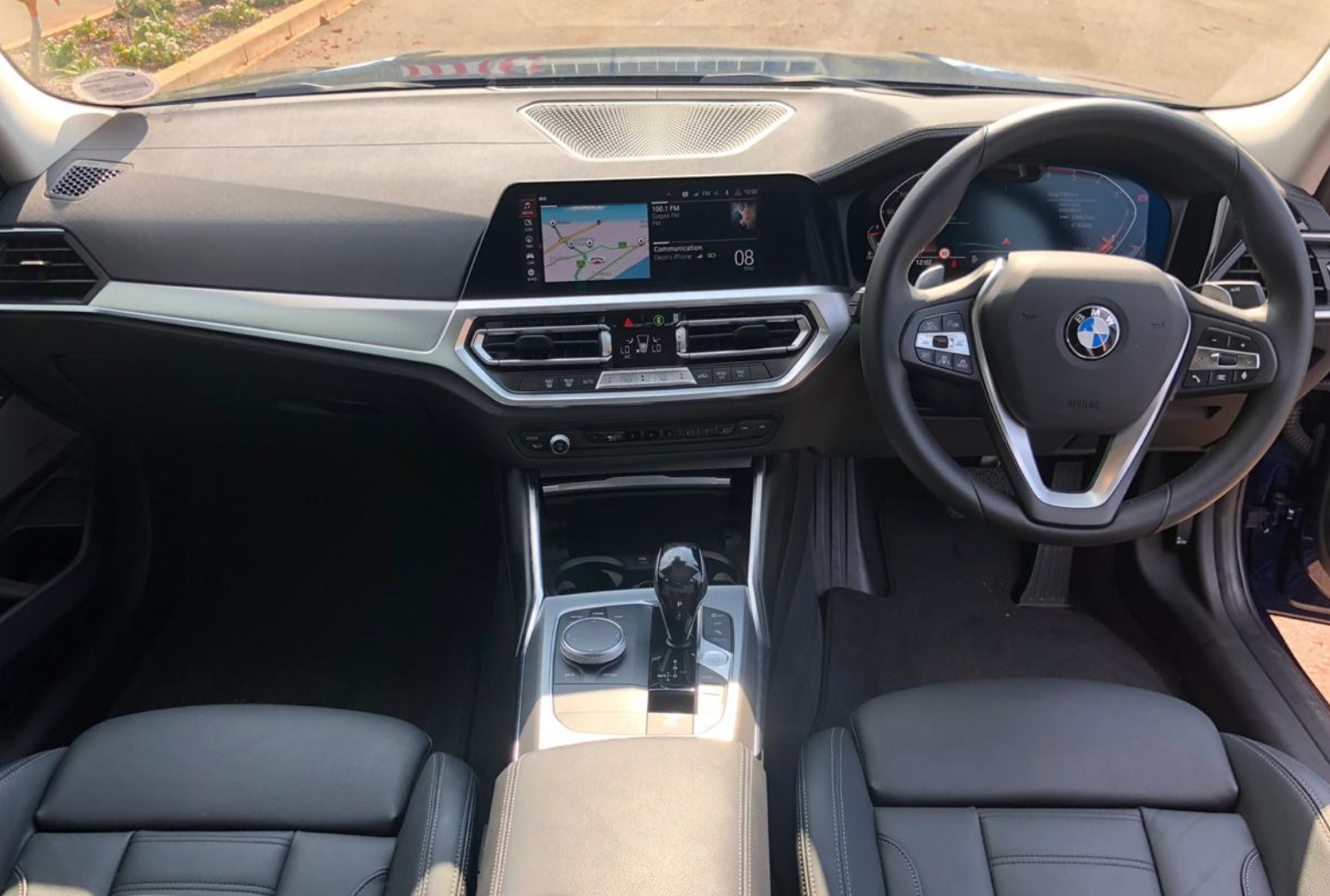 Inside the BMW 3 Series / Supplied