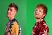 Ed Sheeran and Justin Bieber / Instagram
