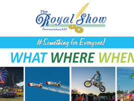 Royal Show What when and where / Supplied
