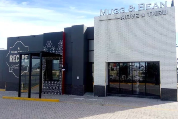 Mugg & Bean launches first 'move-thru' coffee shop