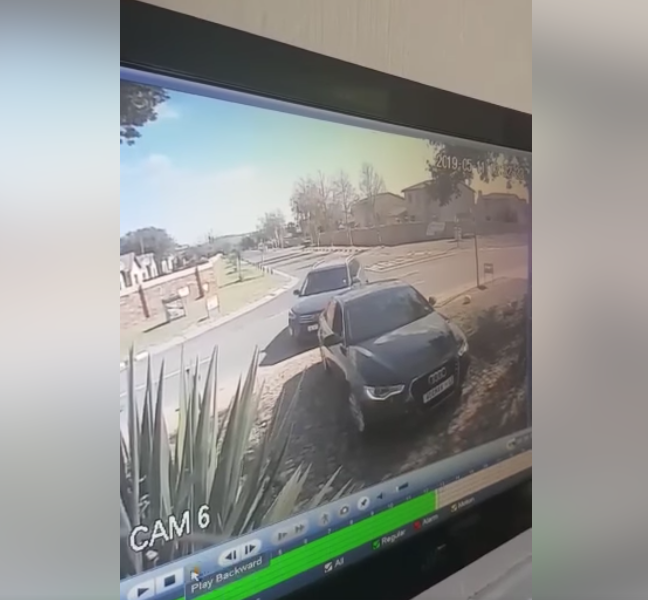 Attempted hijacking in Midrand