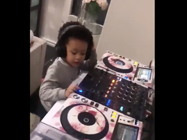 Kairo spinning the decks / Twitter