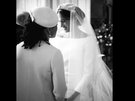 Meghan Markle and Prince Harry release unseen wedding photos