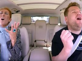 Celine Dion Carpool