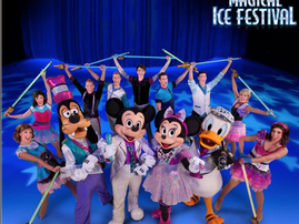 Disney on Ice / Supplied