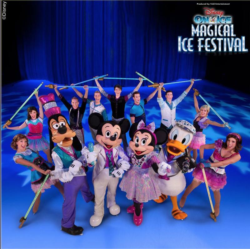 Disney on Ice / Supplied