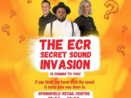 ECR Secret Sound invasion week 1 / ECR